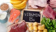 فوائد فيتامين ب 6