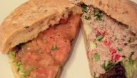 طريقة عمل ساندويش التونة