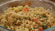 طرق طهى الأرز