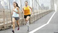 فائدة الجري