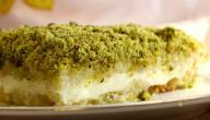 طريقة عمل حلويات ليالي لبنان