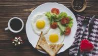 فوائد البيض للرجيم