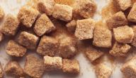 فوائد السكر الأسمر