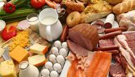 أهمية الغذاء والتغذية