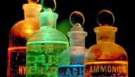 مراحل تطور علم الكيمياء