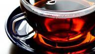 فوائد الشاي الأحمر بدون سكر