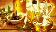 طريقة حفظ زيت الزيتون