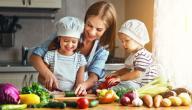 طريقة تحضير أكلات للأطفال