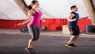 فوائد رياضة القفز على الحبل