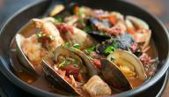 طريقة طبخ فواكه البحر