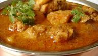 طريقة عمل أكلات هندية بالدجاج