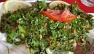 أكلات سورية