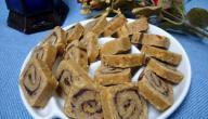 الحلويات المغربية