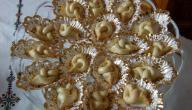 طريقة عمل حلويات مغربية باللوز