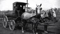 مراحل تطور وسائل النقل