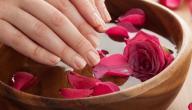 فوائد ماء الورد لشعر الرأس