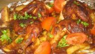 طريقة تحضير صينية خضار بالدجاج