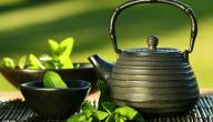 فوائد شرب الشاي الأخضر بعد الأكل