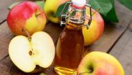 ما فوائد خل التفاح للكرش