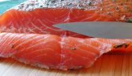 طرق طبخ سمك السلمون
