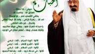 عبارات قصيرة عن اليوم الوطني للمملكة العربية السعودية