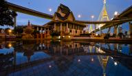 أهم الأماكن السياحية في بانكوك