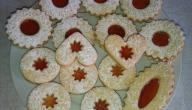 تحضير حلويات الصابلي