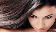طريقة تكثيف الشعر الخفيف