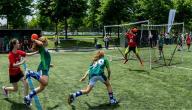 طريقة لعب كرة اليد