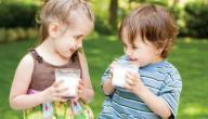 فوائد شرب الحليب في الصباح