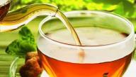 فوائد شرب الشاي الأحمر
