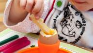 فوائد البيض للأطفال الرضع