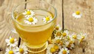 فوائد شاي البابونج للرضع