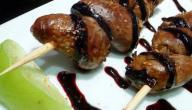 طريقة طبخ قلوب الدجاج
