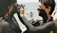 فوائد طين البحر الميت لحب الشباب