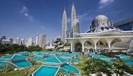 الأماكن السياحية في ماليزيا