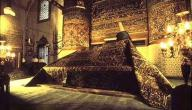 أين يوجد قبر الرسول