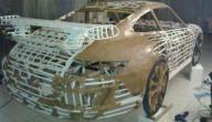 كيف تصنع السيارات