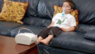 ضيق التنفس عند الأطفال وعلاجه