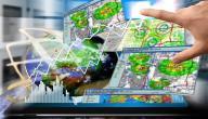 ما هي نظم المعلومات الجغرافية