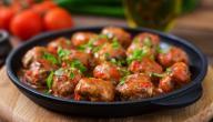طريقة طبخ اللحم المفروم
