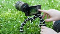كيف أتعلم التصوير
