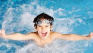 ما فوائد السباحة