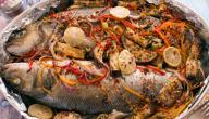 كيفية طبخ سمك
