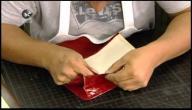 كيف تصنع حقيبة يد