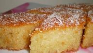 طريقة الكيكة الاسفنجية