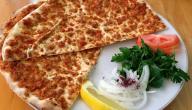 طريقة عمل لحم بعجين التركي