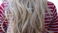 كيف أصبغ شعري أشقر رمادي