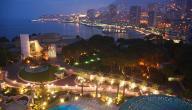 أين تقع مدينة موناكو