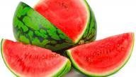 أكل البطيخ للحامل